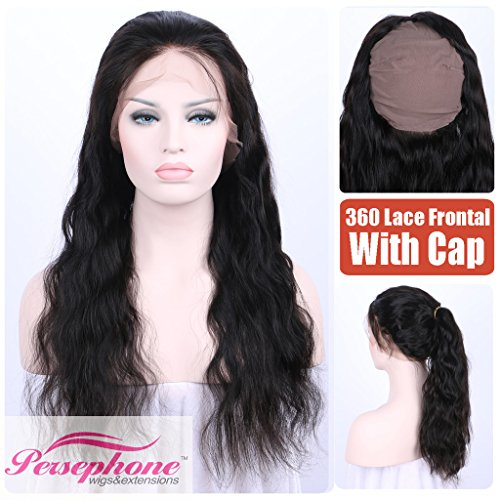 Persephone Natural Stitched Brazilian Frontals product image
