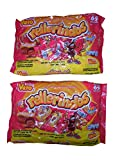 Vero Mexican Tamarindo Candy Rellerindos - 65 Count 2 PACK