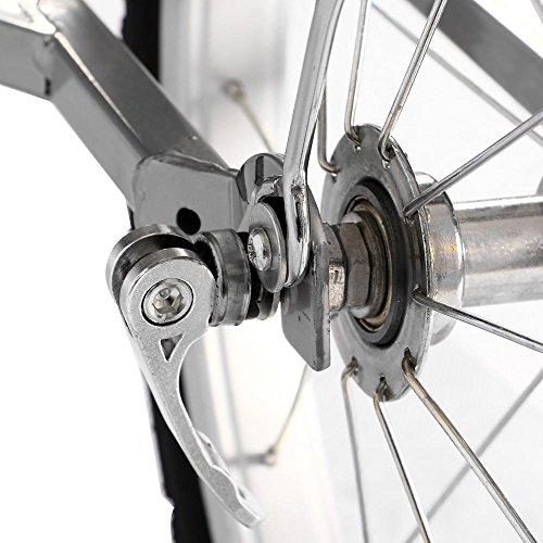 Yahee Fahrradanhänger Lastenanhänger Transportanhänger Fahrrad Anhänger 90L Tasche bis 30kg