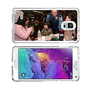 Chenxstore Galaxy Note 4 case Alaska State Qxp8s Troopers AlashaStafeTroopefs Adventure Relay clean cover