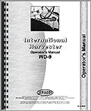 Mccormick Deering WD9 Tractor Operators Manual