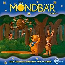 Der Mondbär 3: Das Original-Hörspiel zur TV-Serie Hörspiel von Der Mondbär Gesprochen von: Elke Schützhold