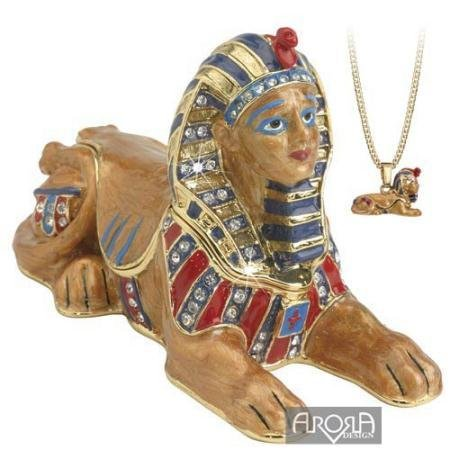 -HT-SPH Sphinx Trinket Box ()