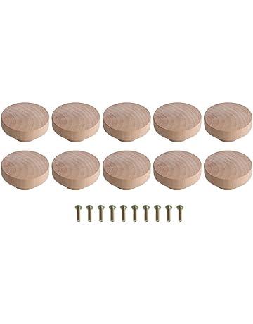BQLZR Accesorio para el hogar, 50 x 25 mm, madera de color Superba,