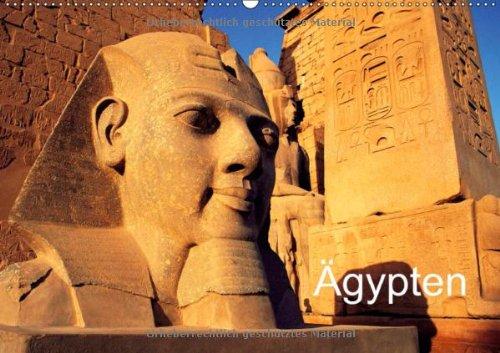 Ägypten (Wandkalender 2014 DIN A2 quer): Ägypten - Das Land am Nil (Monatskalender, 14 Seiten)