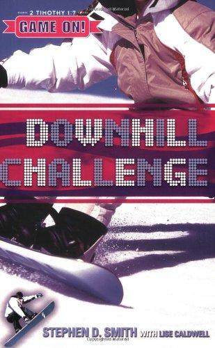Download Downhill Challenge (Game On!) pdf epub