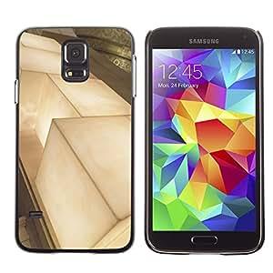 Etui Housse Coque de Protection Cover Rigide pour // M00152070 Lámpara de luz con estilo Estilo de // Samsung Galaxy S5 S V SV i9600 (Not Fits S5 ACTIVE)