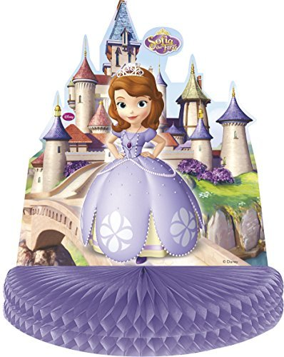 Disney Sofia the First Table Centrepiece by Disney Junior by Unique Party