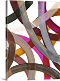 Premium Thick-Wrap Canvas entitled Infinite Path III . Our proprietary canvas provides a classic and distinctive texture. It is acid free and specially developed for our giclee print platforms. The fabric base is flexible to support tight corners. Th...