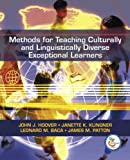 img - for Methods for Teaching Culturally and Linguistically Diverse Exceptional Learners by John J. Hoover (2007-06-21) book / textbook / text book