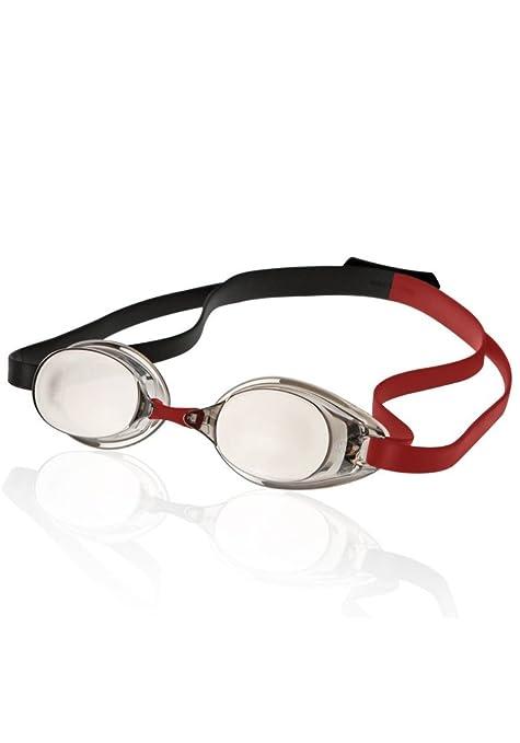 35bf26070a Phoenix Prescription Racing Swim No-Gasket Mirrored Goggle PN-100SM (CLSV
