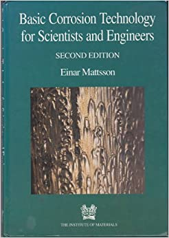 Book Basic Corrosion Technology for Scientists and Engineers