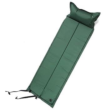 ERollDeep automático inflable Mat Cojín camuflaje dormir Mat ...