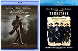 The Wyatt Earp Story 2-Movie Collection - Wyatt Earp (Kevin Costner) & Tombstone (Kurt Russell) 2-Blu-ray Bundle