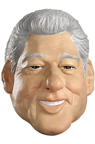 Monica Lewinsky Costume (Clinton Costume Mask)