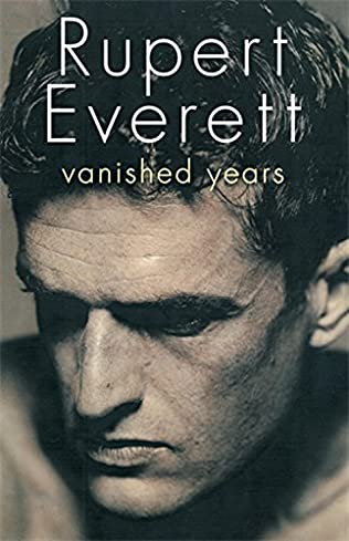 book cover of Vanished Years