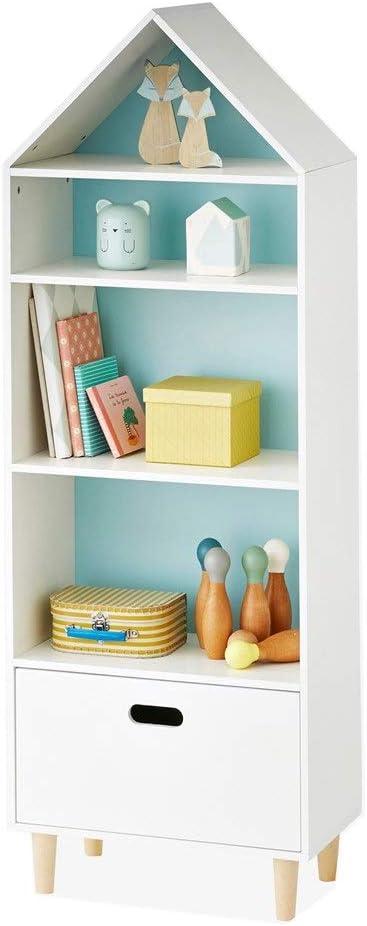 Mueble Para Libros Armario de almacenamiento para niños Forma ...