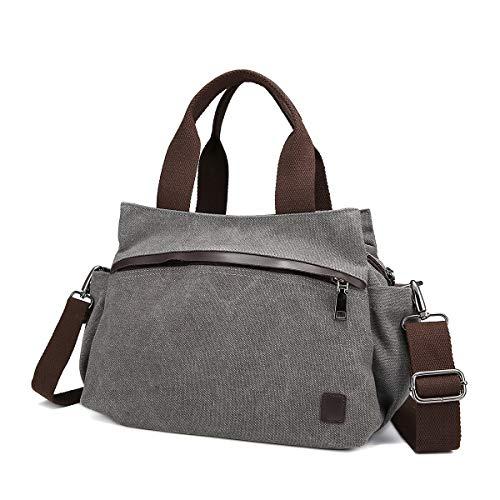 Femmes Ladies Toile Bag Sacs JOSEKO Hobo qzIzw47