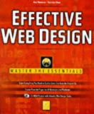 img - for Effective Web Design: Master the Essentials by Navarro, Ann, Khan, Tabinda (1998) Paperback book / textbook / text book