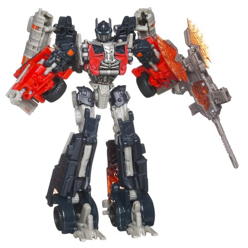 Optimus Prime Dark Moon - 9
