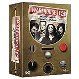 warehouse 13 - serie completa - season 01-05 (19 dvd) box set dvd Italian Import