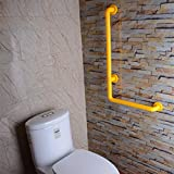 SSBY I Type Barrier Free Handle Bathroom Toilet Bathroom Grab Bar Elderly Disabled Pregnant Women Handrails 7040Cm