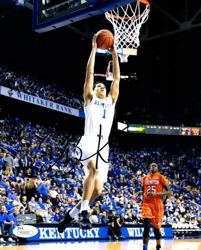 brand new 20298 566f9 Devin Booker Autographed Signed Auto Kentucky Wildcats 8x10 ...