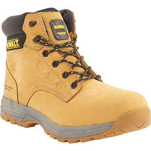 DeWalt Carbon Safety Hiker Work Boots Size 8 Wheat