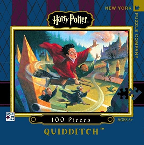 New York Puzzle Company - Harry Potter Quidditch Mini for sale  Delivered anywhere in Canada