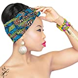 HEADWRAP HEADBAND | Head wraps for Women | Dreadlock Accessories | Turban | Scarfs | ROYAL HEAD WRAPS