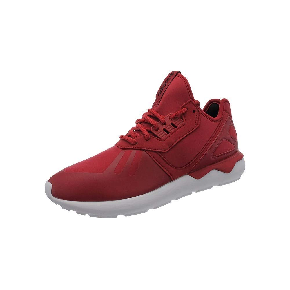new style 5049f 52376 adidas Tubular Runner Originals Trefoil Unisex Sneaker Sports Shoes Red,  Sizes:EU/45 - UK/10.5 - US/11