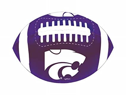 Amazon.com: NCAA Kansas State Wildcats PVC Fútbol: Sports ...