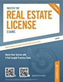 Master the Real Estate License Examinations, Peterson's Guides Staff, 0768928206