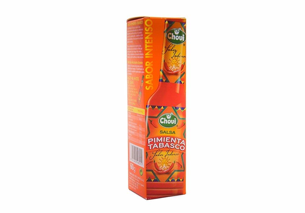 Salsa Tabasco Chovi Botella 60 G Tabasco: Amazon.es: Alimentación y bebidas