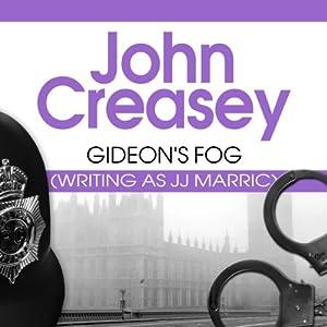 Gideon's Fog Audiobook