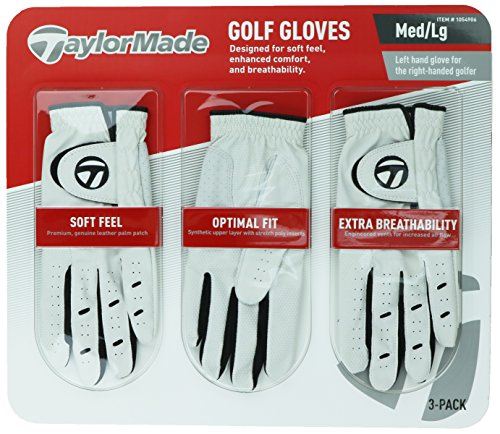 TaylorMade-Mens-Golf-Gloves-Leather-Palm-Patch-3-Pack