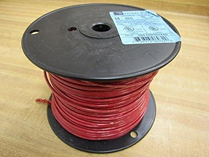 Encore Wire 106100703440 500 Foot Spool 14 AWG: Amazon.com ...