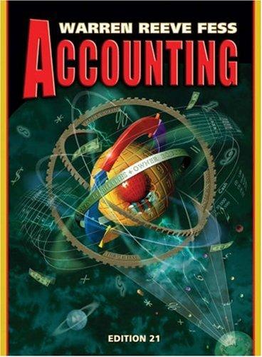 Accounting (Accounting / Carl S. Warren) -