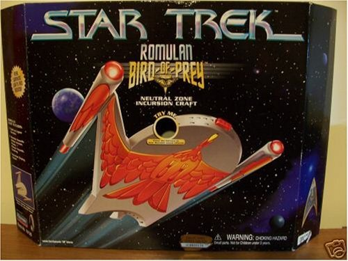 - Star Trek Romulan Bird of Prey