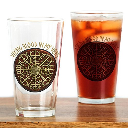 CafePress Nordic Guidance - Viking Blood Pint Glass, for sale  Delivered anywhere in USA