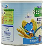 Nestle Nestum 3 Cereals, 14.1-Ounce