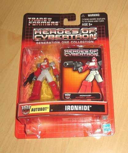 Heroes of Cybertron : G1 Autobot Ironhide