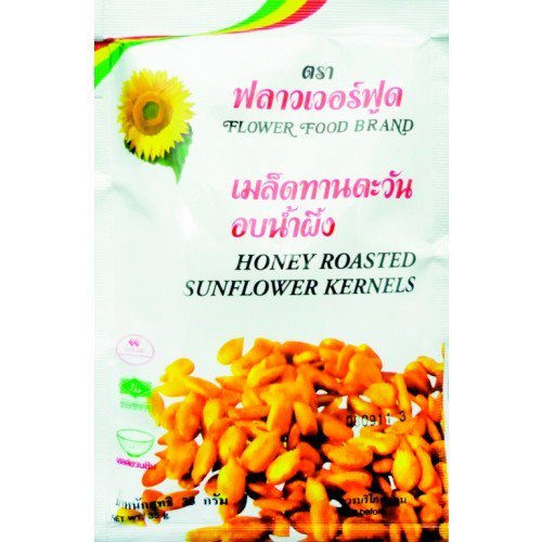 Flower Food Roasted Sunflower Kernels With Honey 30 g. (Pack of -
