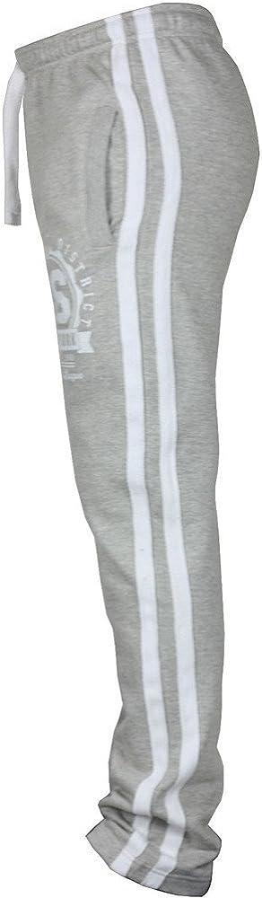 Fashion Mens Sport Jogging Fitness Pant Casual Loose Sweatpants Drawstring Pant