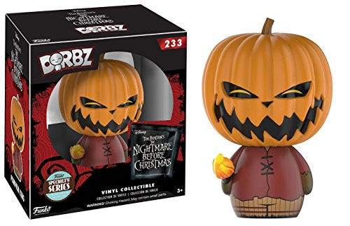 Funko Specialty Series Dorbz: Pumpkin King Vinyl ()