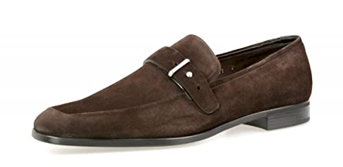 Prada - Mocasines para Hombre, Color marrón, Talla 43 EU: Amazon.es: Zapatos y complementos