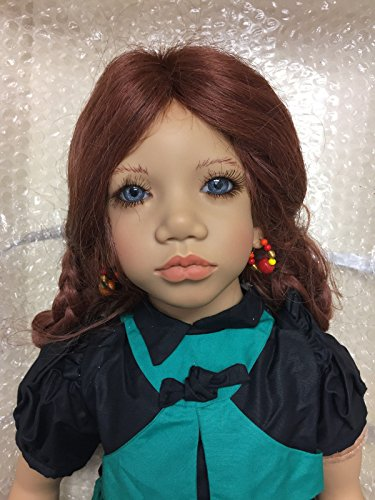 "Annette Himstedt MADINA 10th anniversary collection 30"" Doll Puppen Kinder"