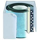 Austin Air Allergy Machine Jr. (HEGA) Replacement Filter w/ Prefilter (White)