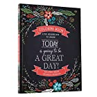 """Today Is Going To Be A Great Day"" Inspirational Adult Coloring Book"