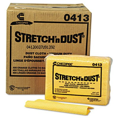 (Chicopee 0413 Masslinn Stretch'n Dust Cloth, 12.6